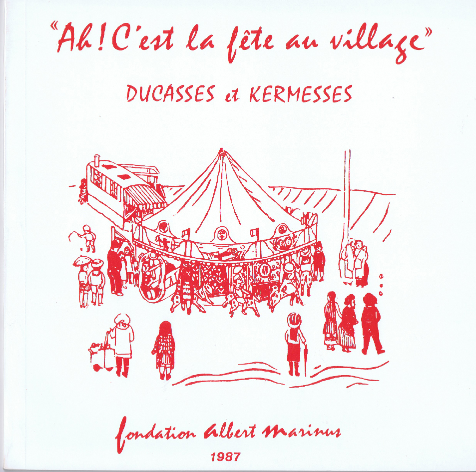Cover la fete au village Web